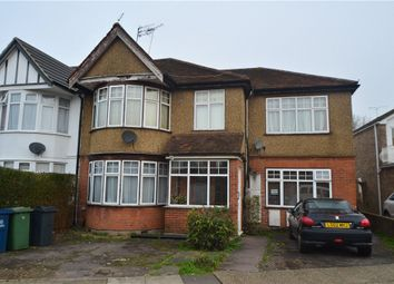 Thumbnail 1 bed flat for sale in Kenton Park Road, Harrow, Middlesex