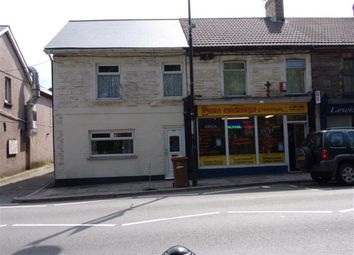 Thumbnail 2 bed property to rent in Commercial Street, Risca, Newport