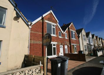 Thumbnail 3 bed terraced house for sale in Portland Road, Winton, Bournemouth