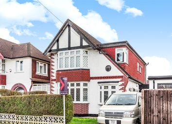 Thumbnail 3 bedroom detached house for sale in Gainsborough Road, New Malden, Surrey