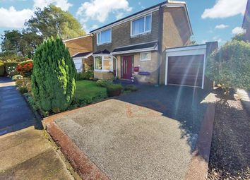 Thumbnail 4 bed detached house for sale in Heybrook Avenue, North Shields