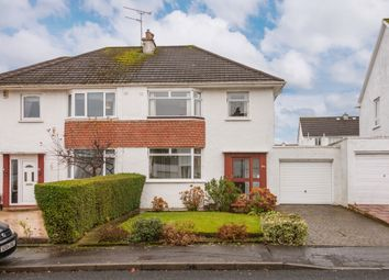 Thumbnail 3 bed semi-detached house for sale in Silverknowes Gardens, Edinburgh