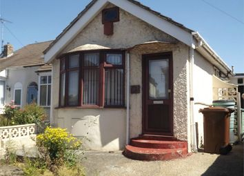 Thumbnail 1 bed detached bungalow for sale in Maidstone Road, Gillingham, Kent
