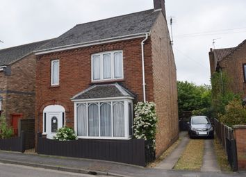 Thumbnail 3 bed detached house for sale in Mill Road, Whittlesey, Peterborough