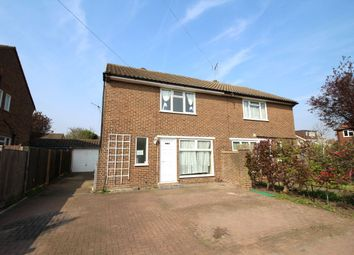 Thumbnail 3 bed semi-detached house to rent in Constance Road, Twickenham