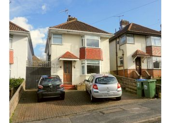 Thumbnail 3 bed detached house for sale in Woodmill Lane, Southampton