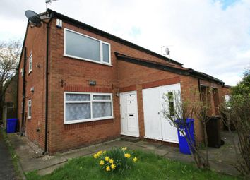 Thumbnail 2 bedroom maisonette for sale in Totland Close, Manchester