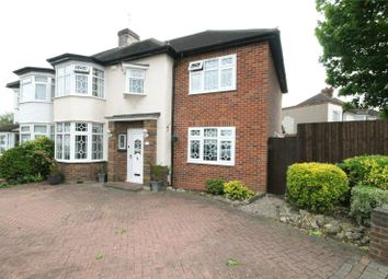 Thumbnail 5 bed end terrace house for sale in Keswick Drive, Enfield