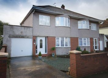 Thumbnail 3 bed semi-detached house for sale in Stockwell Drive, Mangotsfield, Bristol