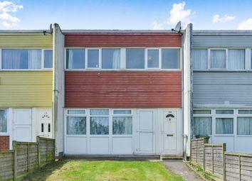 Thumbnail 3 bed terraced house for sale in Farmborough, Netherfield, Milton Keynes