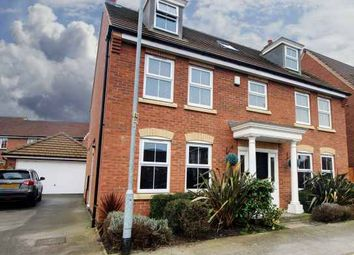 Thumbnail 5 bed detached house for sale in Millias Close, Brough, Yorkshire, East Riding