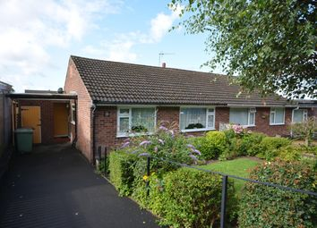 2 bed semi-detached bungalow for sale in Dark Lane, North Wingfield, Chesterfield S42