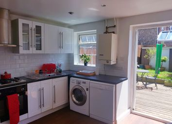 Thumbnail 2 bed terraced house to rent in Rothervale, Horley, Surrey
