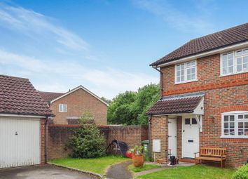 Thumbnail 3 bed terraced house for sale in Baywood Close, Farnborough