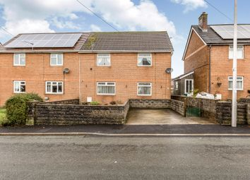 Thumbnail 3 bed semi-detached house for sale in Llanbad, Brynna, Pontyclun