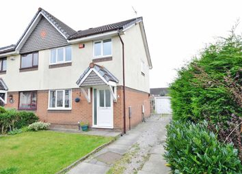 Thumbnail 3 bed semi-detached house for sale in Kennet Way, Leigh