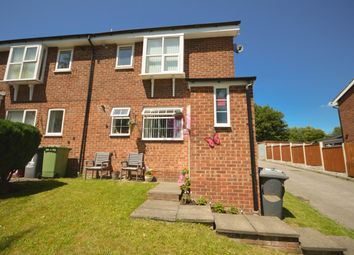 Thumbnail 1 bed flat for sale in Springfield Close, Eckington, Sheffield