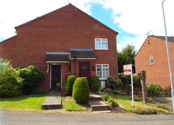 Thumbnail 1 bed terraced house for sale in Ormsby Close, Luton, Bedfordshire