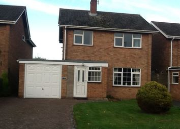 Thumbnail 3 bed property to rent in Alderbrook Close, Rolleston-On-Dove, Burton-On-Trent
