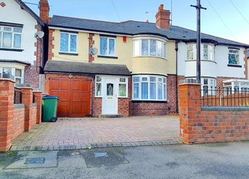 Thumbnail 4 bedroom semi-detached house for sale in Bustleholme Lane, West Bromwich