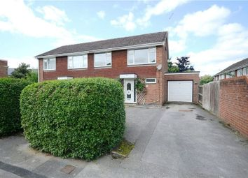 Thumbnail 3 bed semi-detached house to rent in Roman Way, Farnham