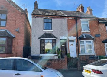 Thumbnail 2 bed end terrace house for sale in Oxford Street, Rugby