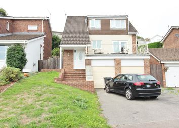 Thumbnail 4 bed detached house for sale in Springfield Drive, Newport