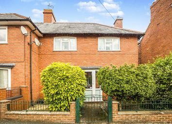 Thumbnail 3 bed semi-detached house for sale in Gittin Street, Oswestry, Shropshire