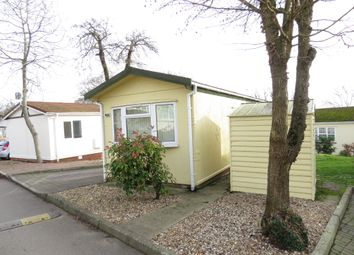 Thumbnail 1 bed mobile/park home for sale in Blueleighs Park Homes, Great Blakenham, Ipswich