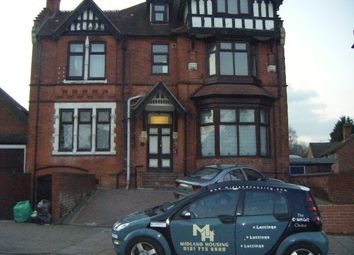 Thumbnail 1 bed flat to rent in Flat 4, Church Road, Moseley
