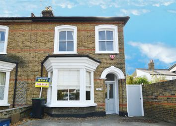 Thumbnail 4 bed semi-detached house for sale in Cambridge Road, Southend On Sea, Essex