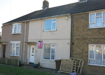 Thumbnail 3 bed terraced house to rent in Darnley Road, Rochester