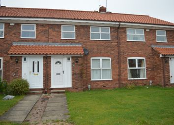 Thumbnail 3 bed terraced house to rent in Minster Avenue, Beverley, North Humberside