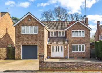 Thumbnail 4 bedroom detached house to rent in Iberian Way, Camberley
