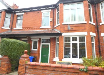 Thumbnail 5 bed terraced house to rent in Westbourne Grove, Withington, Manchester
