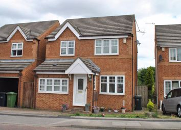 Thumbnail 4 bedroom detached house for sale in Parklands Way, Wardley, Gateshead
