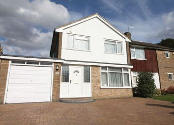 Thumbnail 4 bed semi-detached house to rent in Crossfell Road, Hemel Hempstead