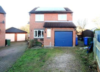 Thumbnail 3 bedroom detached house for sale in Northfield Walk, Driffield