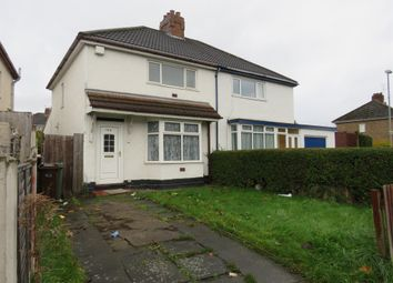 Thumbnail 3 bed semi-detached house for sale in Fordhouse Road, Wolverhampton