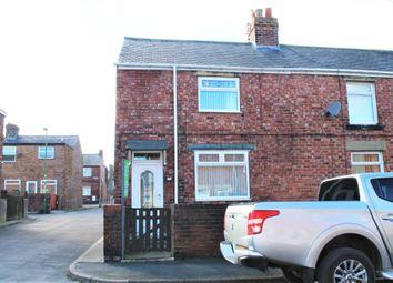 Thumbnail 3 bed end terrace house for sale in Queen Street, Grange Villa, Pelton
