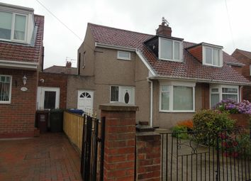 Thumbnail 3 bed semi-detached house for sale in Coquetdale Avenue, Walker, Newcastle Upon Tyne