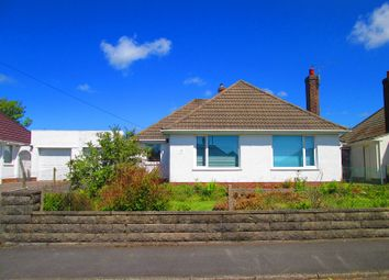 Thumbnail 3 bed bungalow for sale in Somerset Road, Langland, Swansea, City And County Of Swansea.