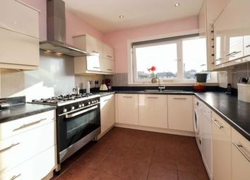 Thumbnail 2 bed flat for sale in 3 Corbiehill Crescent, Davidsons Mains, Edinburgh