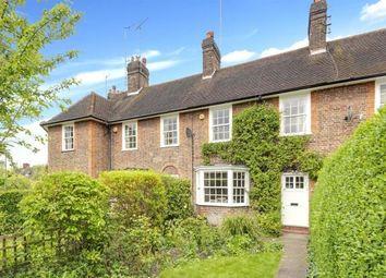 Thumbnail 2 bed terraced house for sale in Corringway, Hampstead Garden Suburb, London