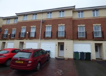 Thumbnail 3 bedroom terraced house for sale in Manson Drive, Cradley Heath, Sandwell, West Midlands