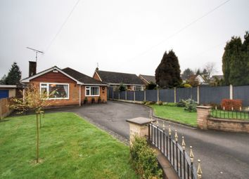 Thumbnail 3 bed detached bungalow for sale in Nottingham Road, Codnor, Ripley