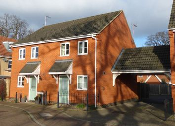 Thumbnail 2 bed property to rent in Selway Drive, Bury St. Edmunds