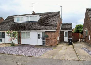 Thumbnail 4 bedroom semi-detached bungalow for sale in Ash Grove, Kingsthorpe, Northampton