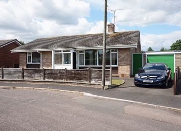 Thumbnail 2 bed bungalow for sale in Vicarage Close, Creech St. Michael, Taunton