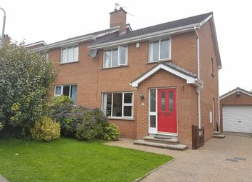Thumbnail 3 bed semi-detached house to rent in Grove Crescent, Ballynahinch, Down